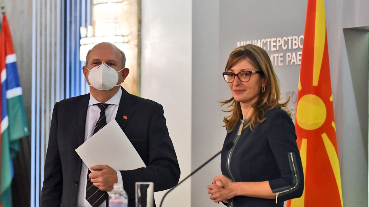 Водещите новини! Отново напрежение между София и Скопие