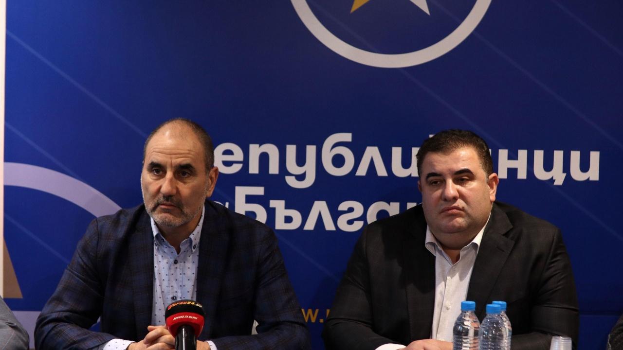 Павел Вълнев и Цветан Цветанов: България се нуждае от сериозна промяна и то веднага