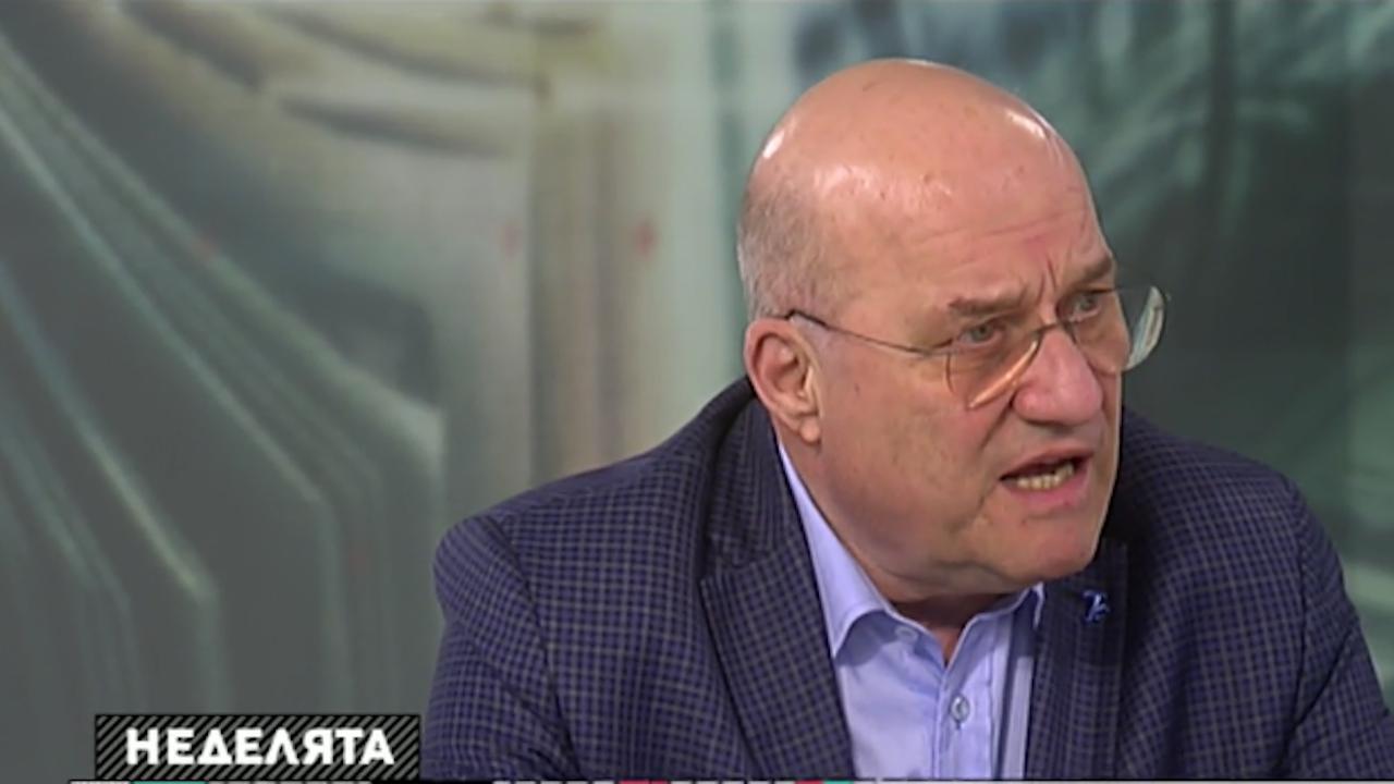 Ген. Васил Василев за фалшивите пари: Четири милиона на едно място са много