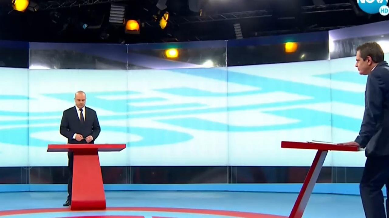 Предизборни страсти: Министър Борисов към БСП: Боли ви, че България е стабилна!
