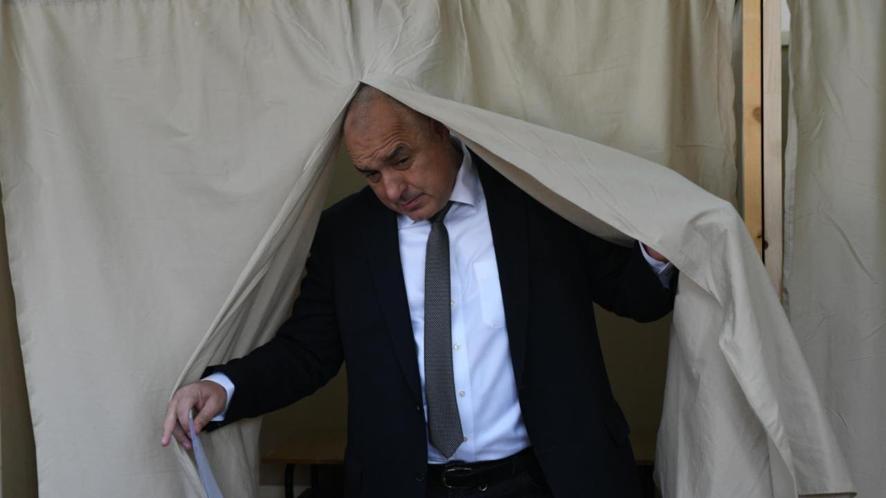 Независимо от избирателната активност, ГЕРБ печели изборите според проучване