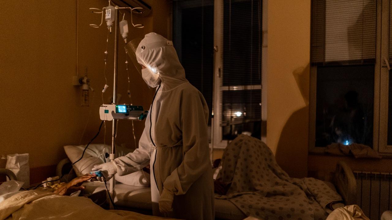 Огнище на COVID-19 в психиатричната болница в Карлуково