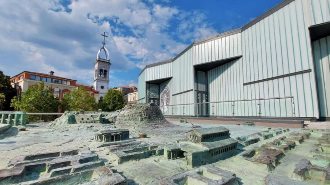 На 18 април ще бъде открита официално Епископската базилика на Филипопол