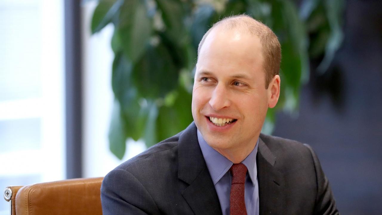 """Принц Уилям е обявен за """"Най-секси плешив мъж"""""""