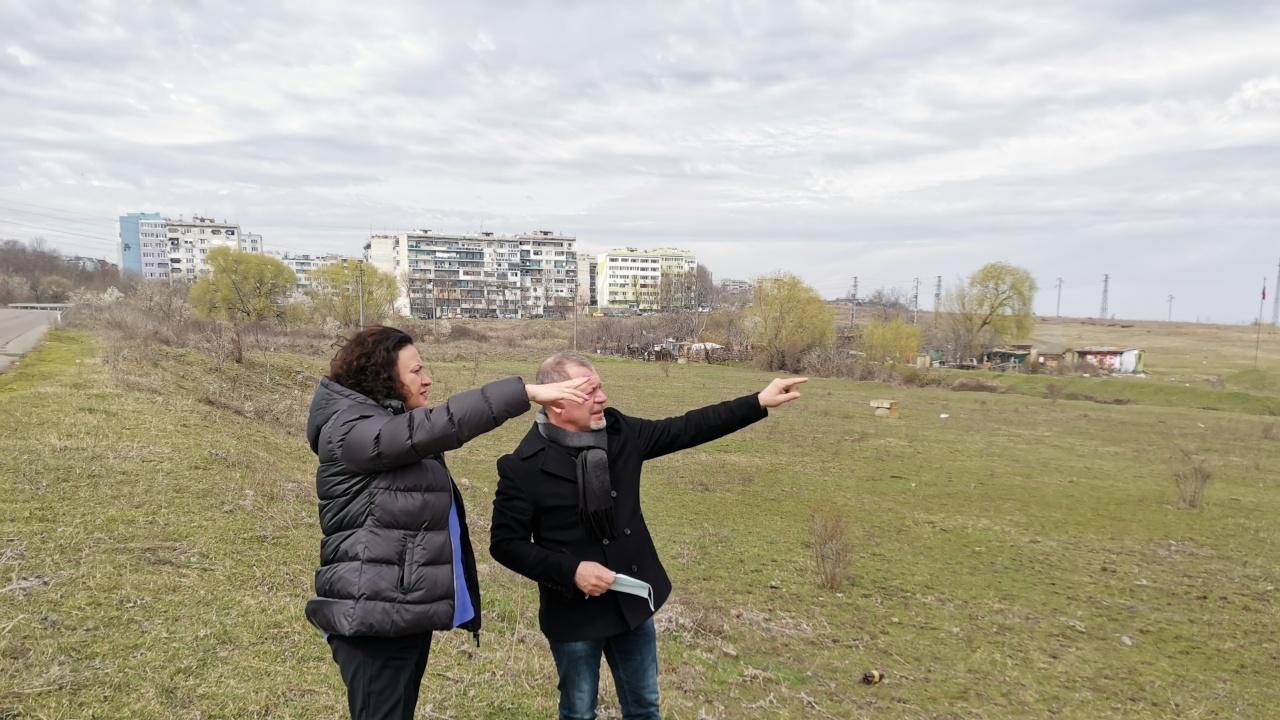 """Ивелина Василева: """"Меден Рудник"""" се разраства, затова парк и нов обход са приоритет"""