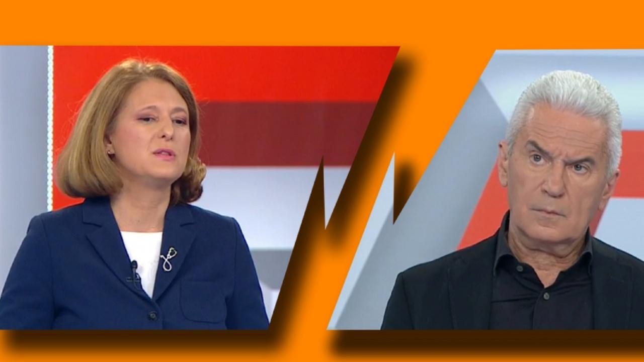 Сидеров шокира Джема Грозданова: Няма вирус, зомбираха ни