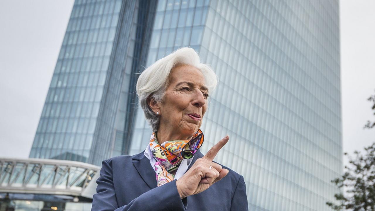 """Лагард: Инвеститорите могат да тестват """"колкото си искат"""" решителността на ЕЦБ"""