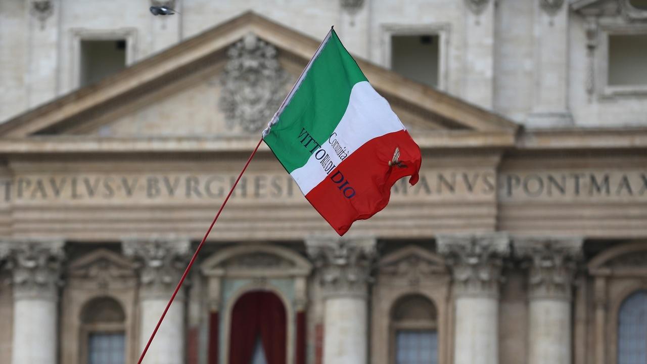 Рим пъди руски дипломати