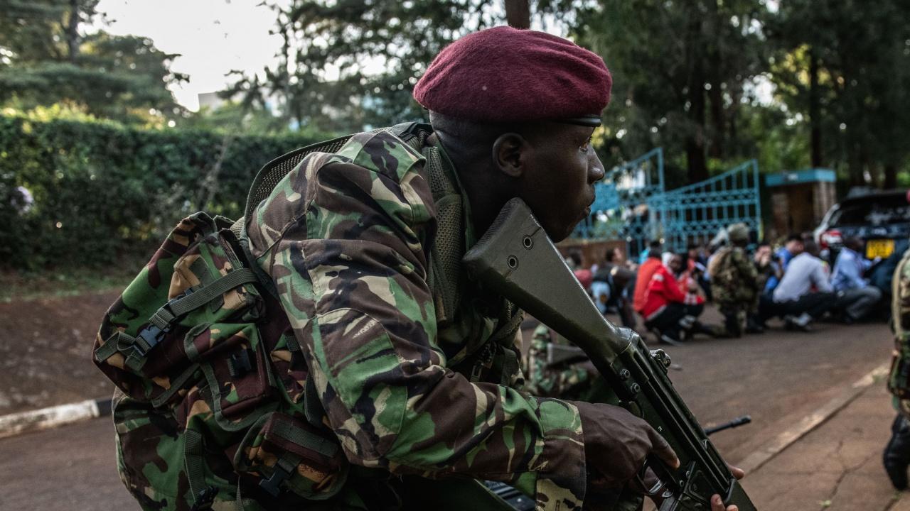 Опит за преврат в Нигер