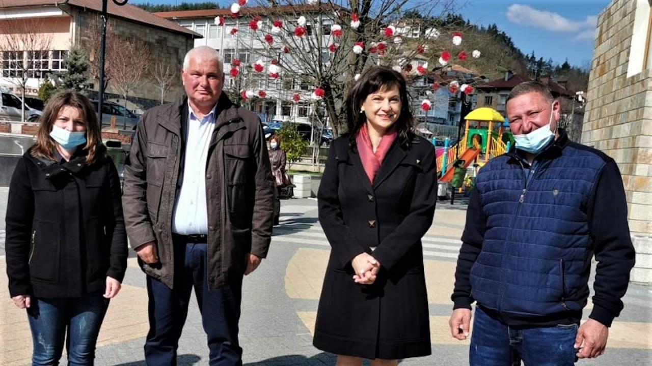 Д-р Даниела Дариткова: Не е време държавата да се дава в ръцете на несигурни политически субекти