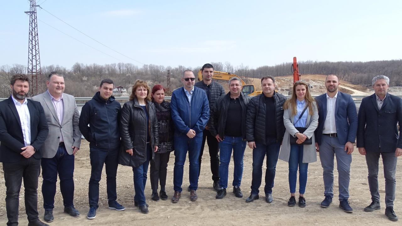 Нанков обеща ГЕРБ да посвети следващия мандат на Северна България