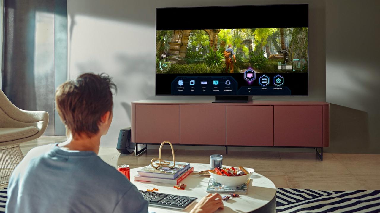 Мултифункционалният телевизор е в центърa на твоя дом