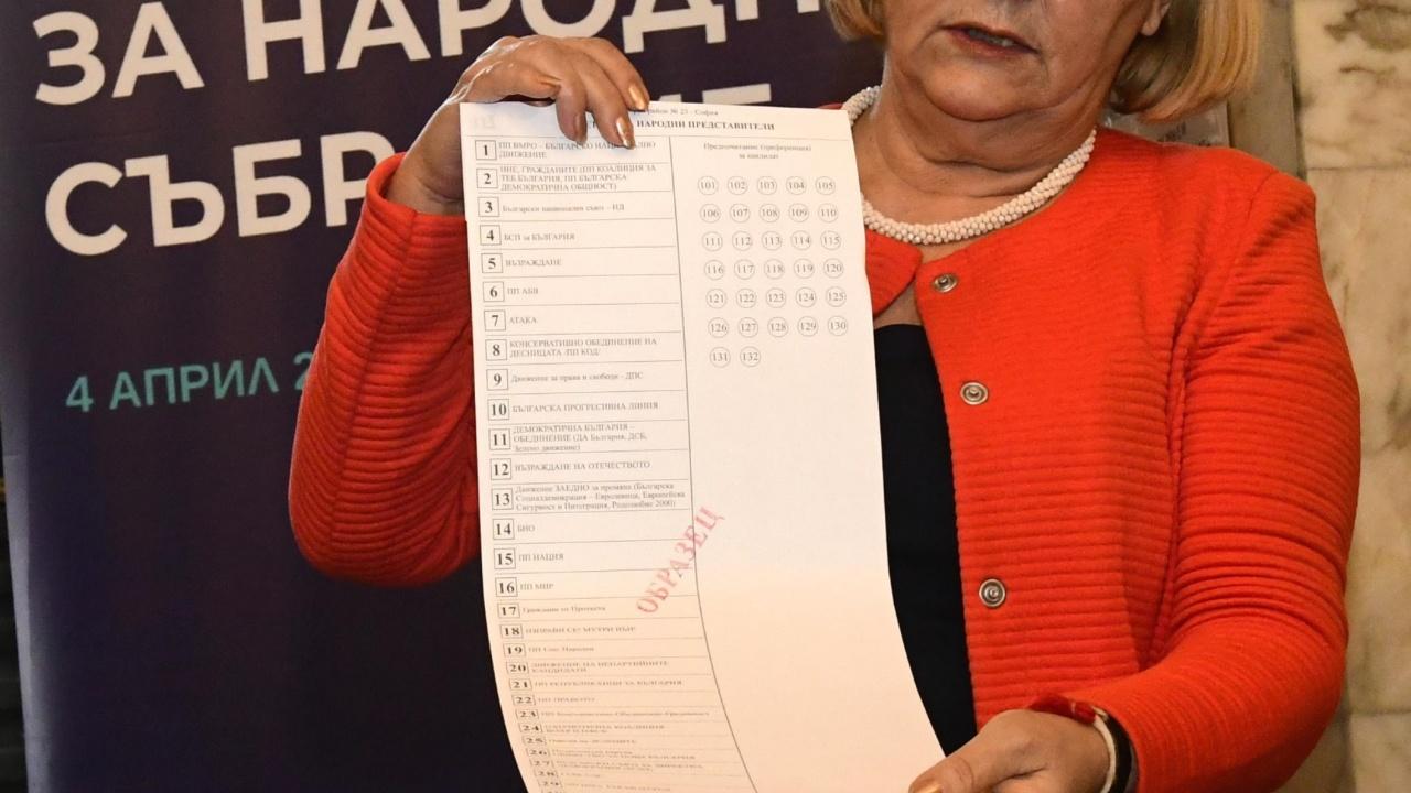"""Според """"Екзакта"""": Ето каква част от българите се интересуват от партийните листи и програми"""