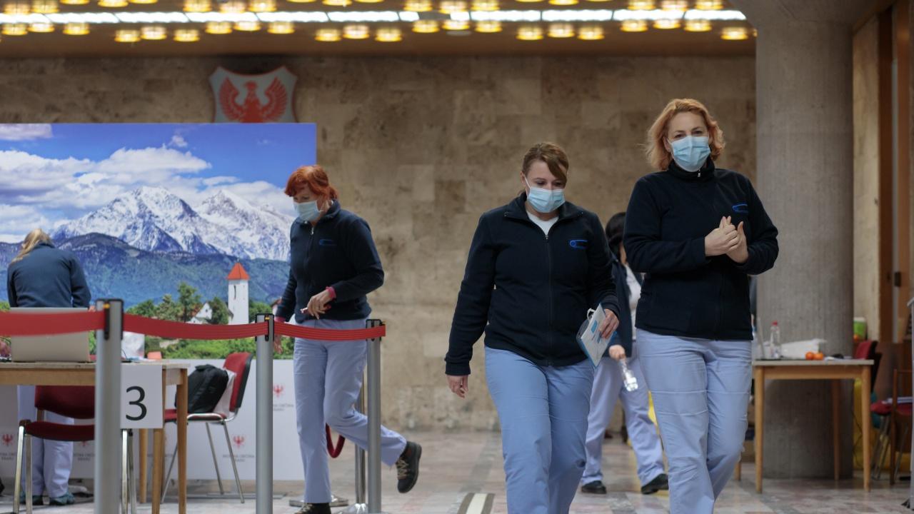 Словения от днес влиза в трети локдаун заради пандемията от коронавирус