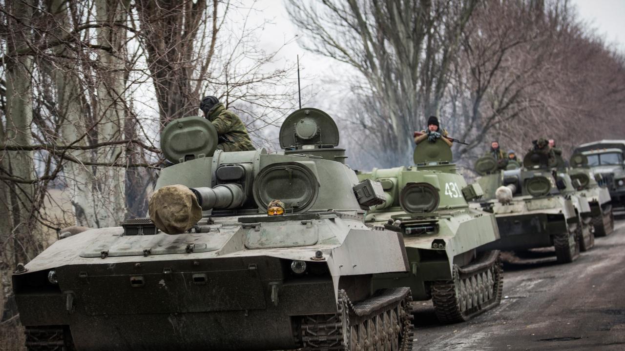 Кремъл коментира раздвижването на руски войски по границата с Украйна