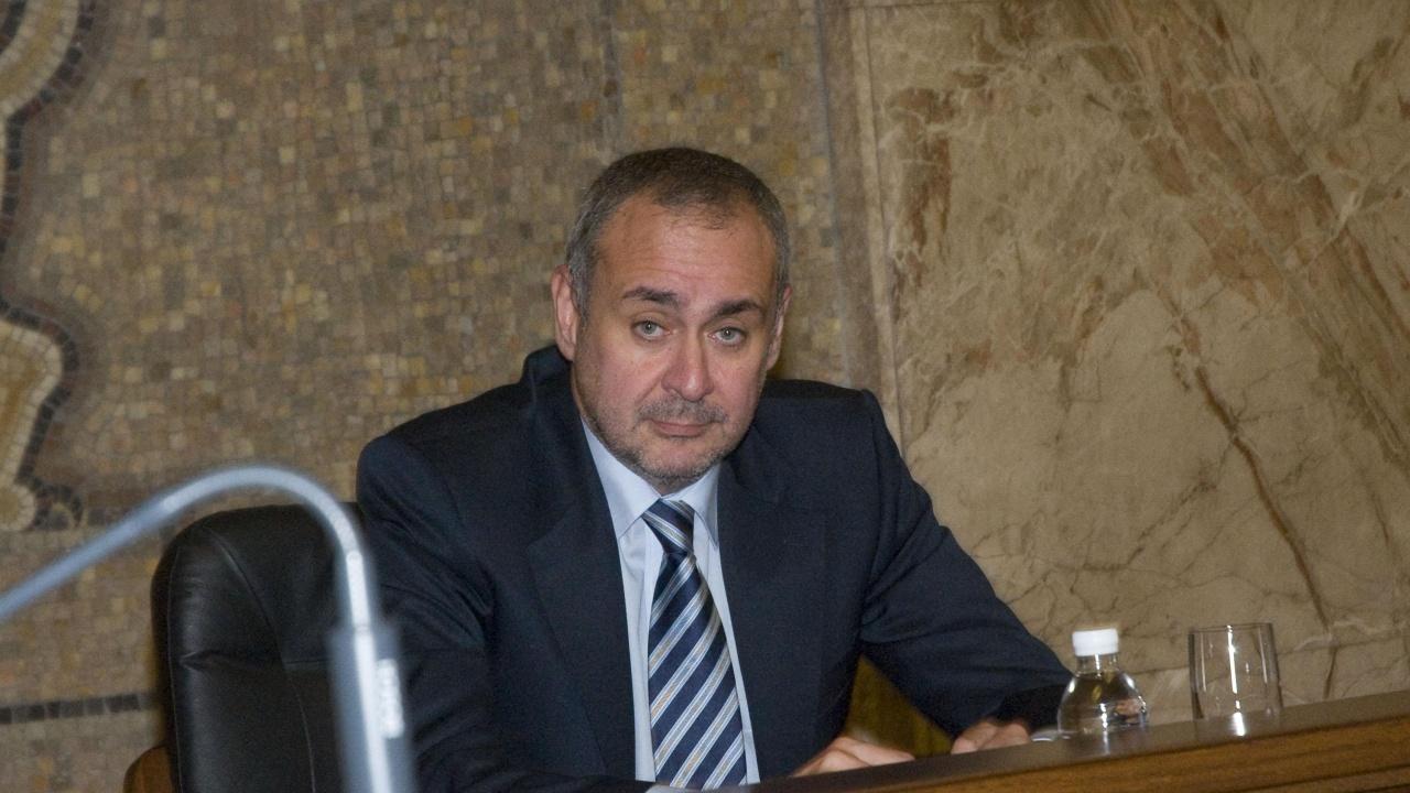 ВАС отхвърли акт, издаден от бившия главен прокурор Борис Велчев