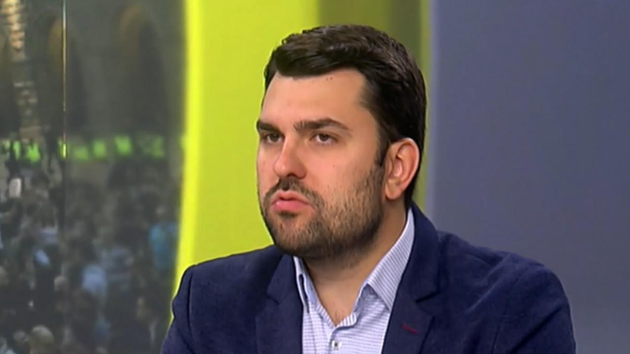 Георг Георгиев за речта на Радев за изборите: Това първоаприлска шега ли е?