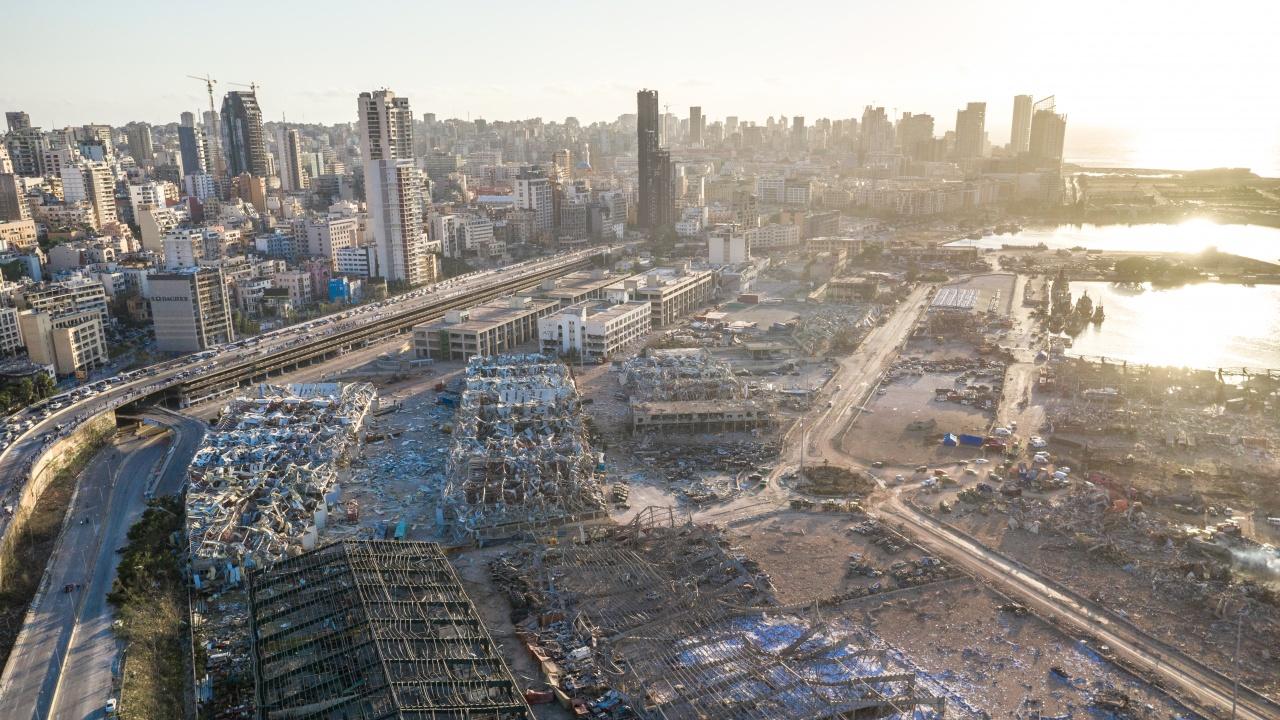 Германия ще представи план за възстановяване на пристанището в Бейрут
