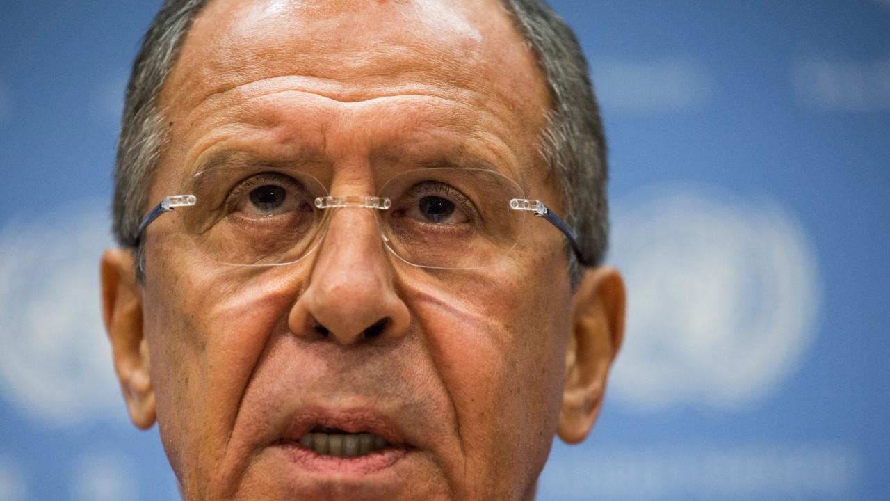 Лавров: Опитите за разпалване на нова война в Донбас могат да доведат до разрушаване на Украйна