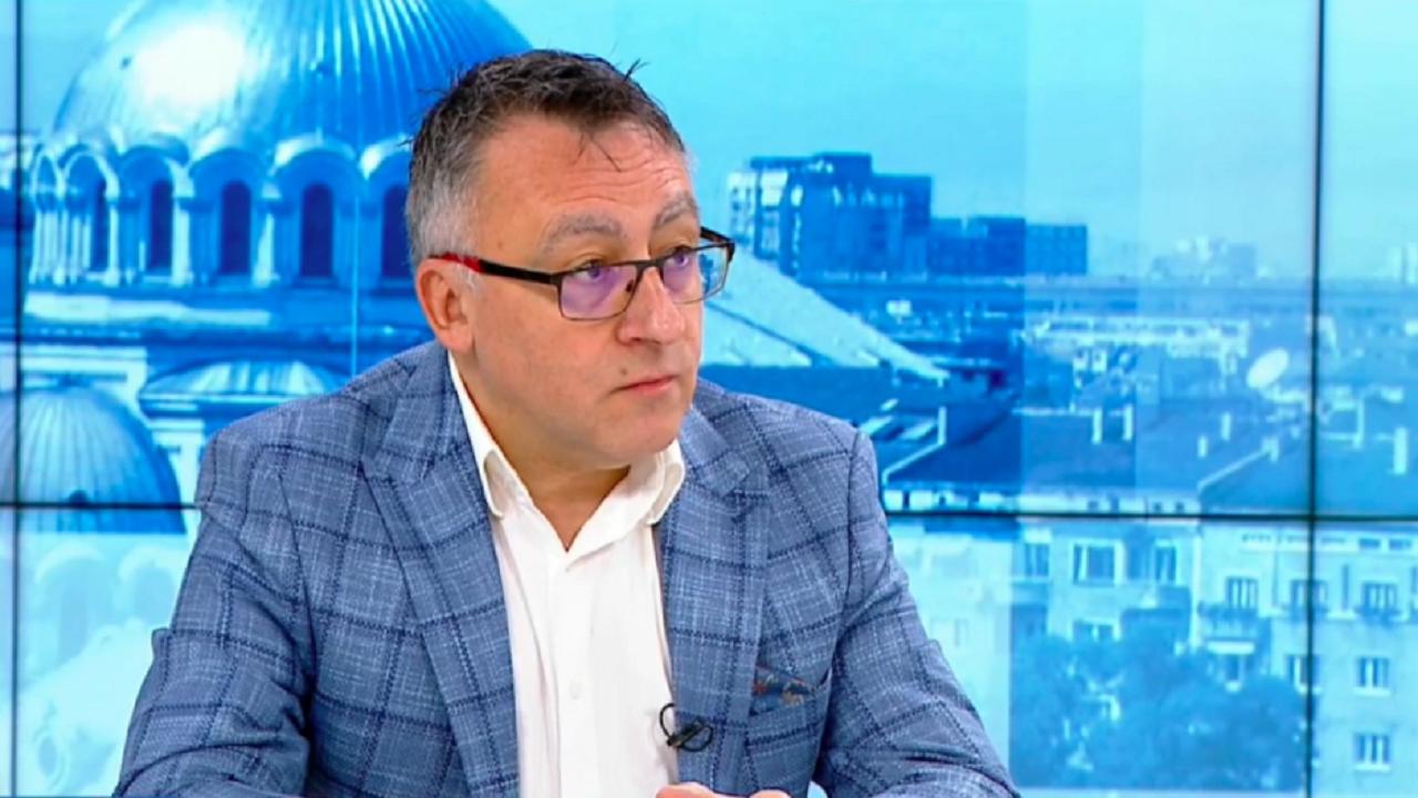 Диян Стаматов: Не трябва да отпада външното оценяване след 4-ти и 10-ти клас