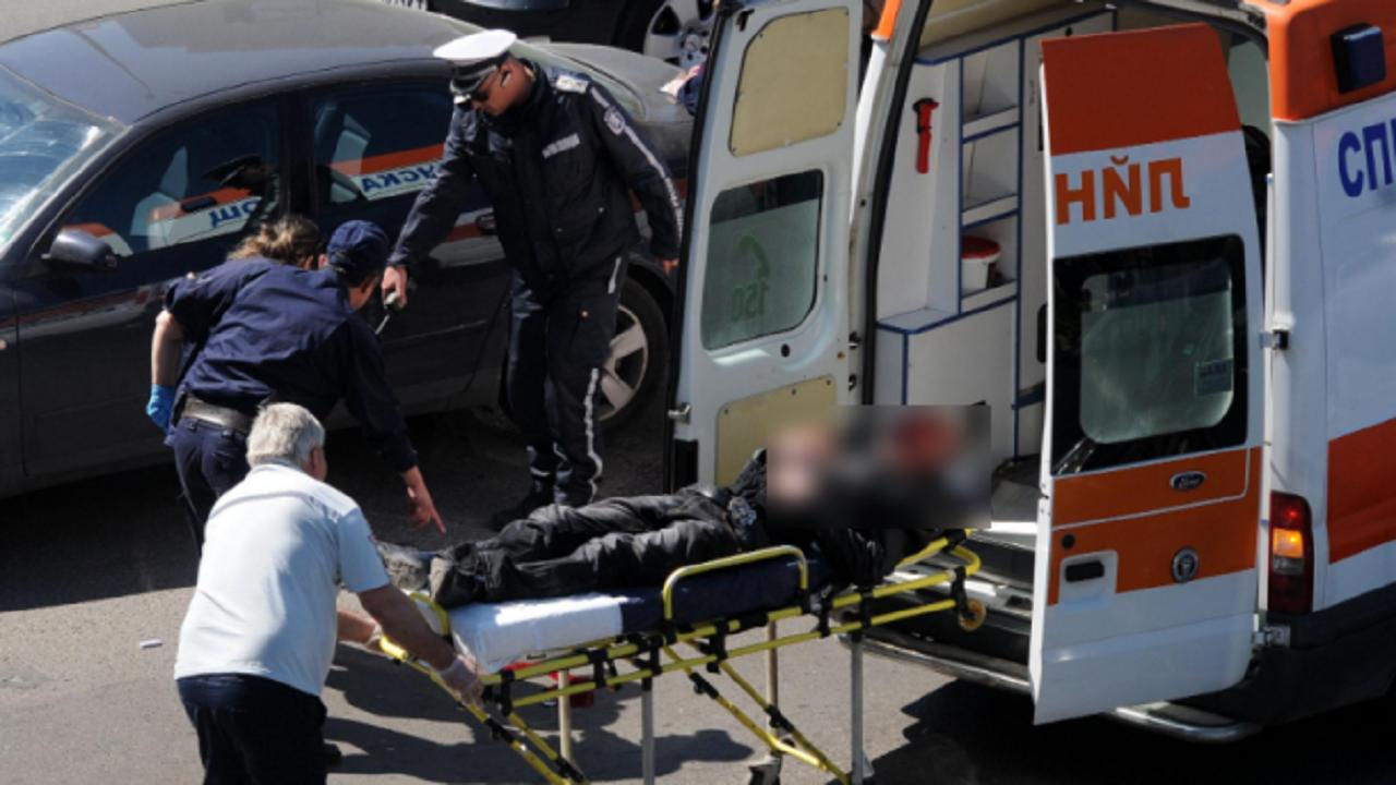 15-годишен скочи от сграда в Козлодуй