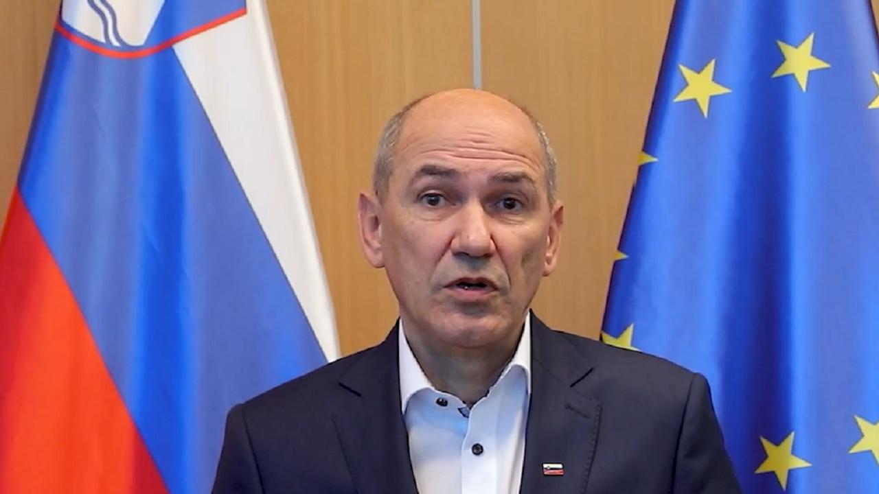 Янез Янша: Всеки глас за Борисов и ГЕРБ е глас за просперираща България и силен ЕС