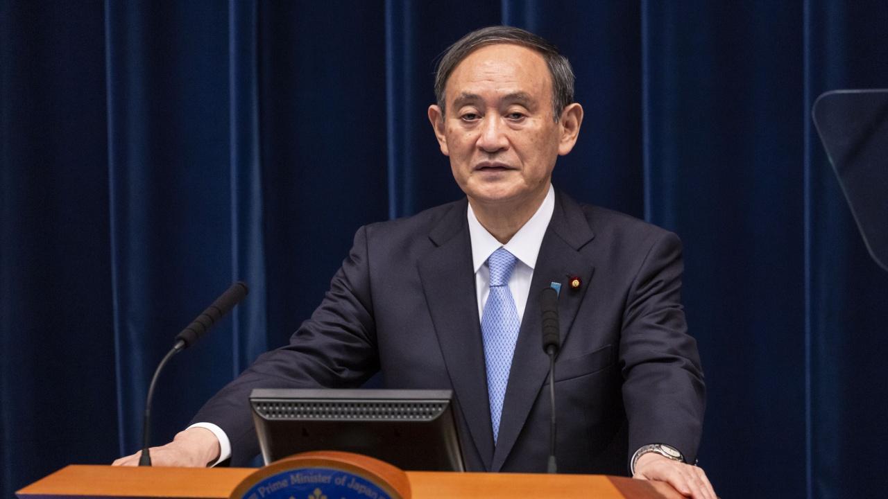 Японският премиер ще посети Вашингтон на 16 април, за да се срещне с Джо Байдън