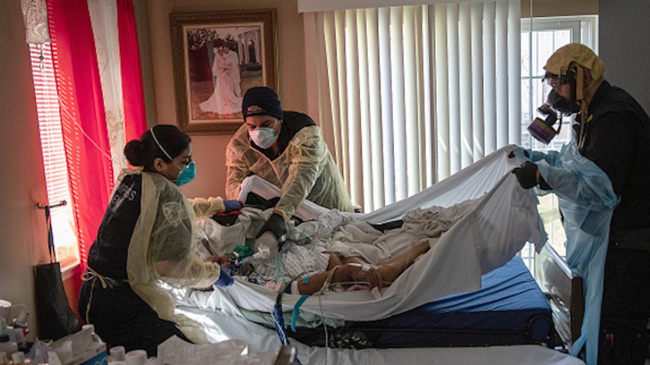 Близо 130 милиона случая на COVID-19 и 2,829 милиона починали от началото на пандемията
