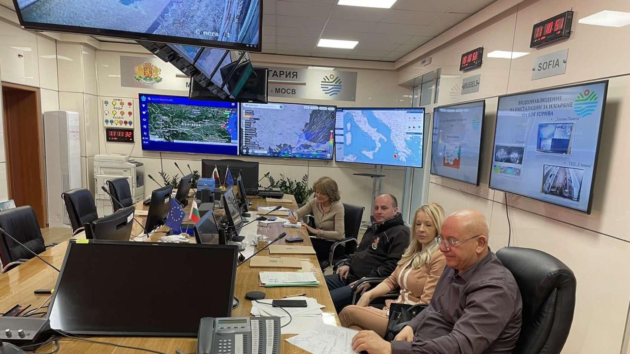 Министър Димитров проведе работна среща със Столична община за р. Искър
