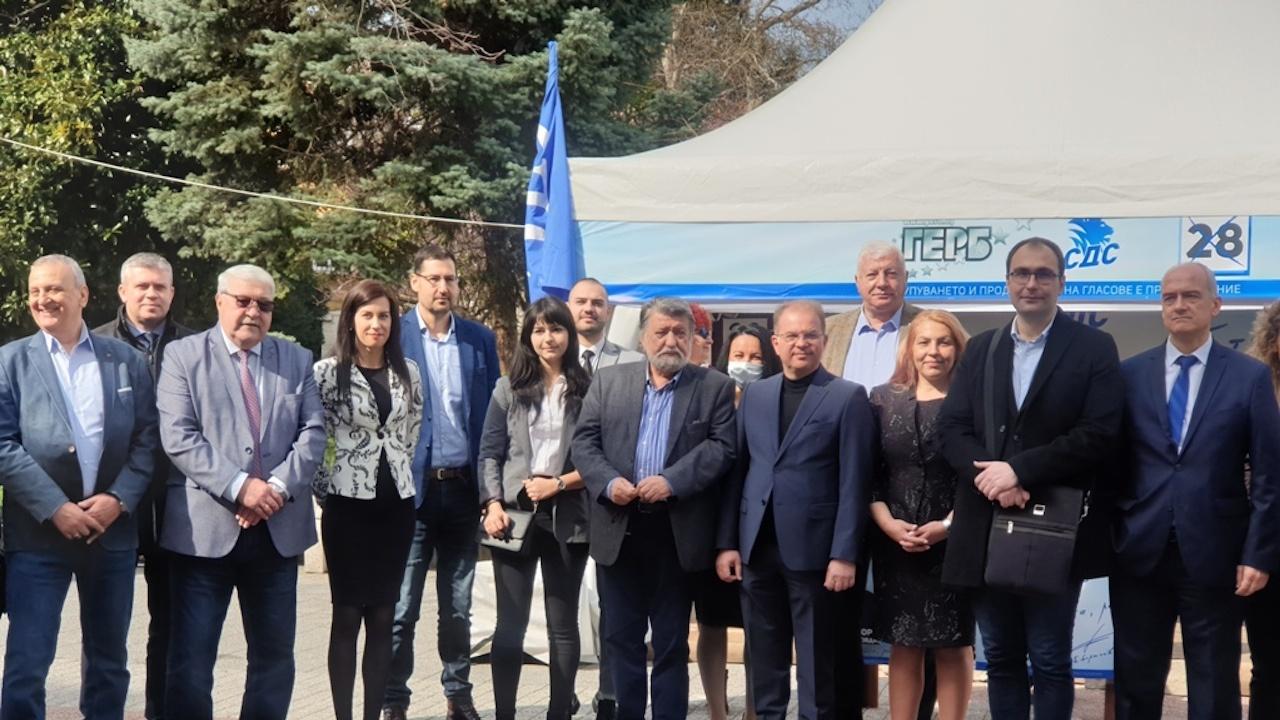 Иван Тотев: Само победа на ГЕРБ може да гарантира възходящото развитие на страната