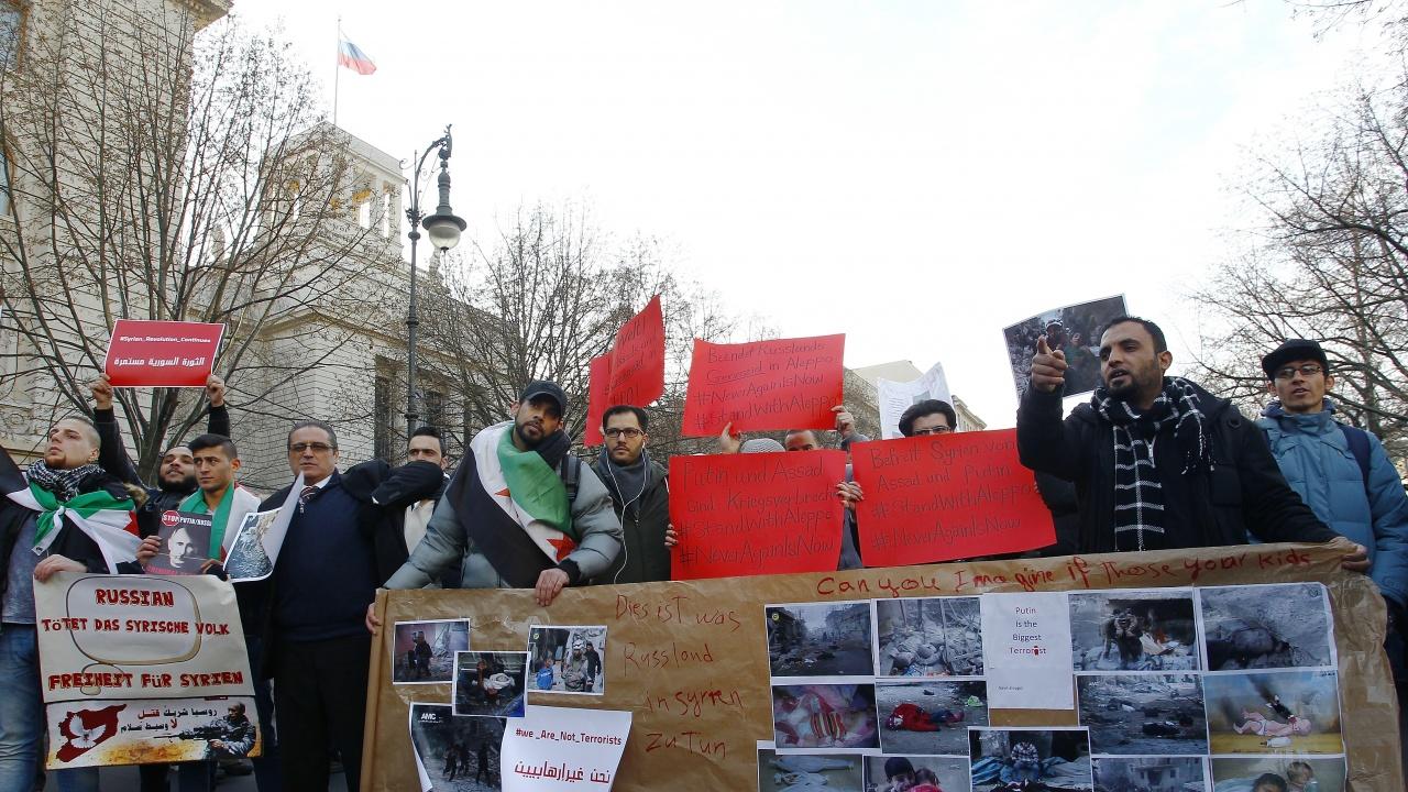 Руски правозащитни НПО публикуваха доклад за нарушения на човешки права в Сирия от руски военни