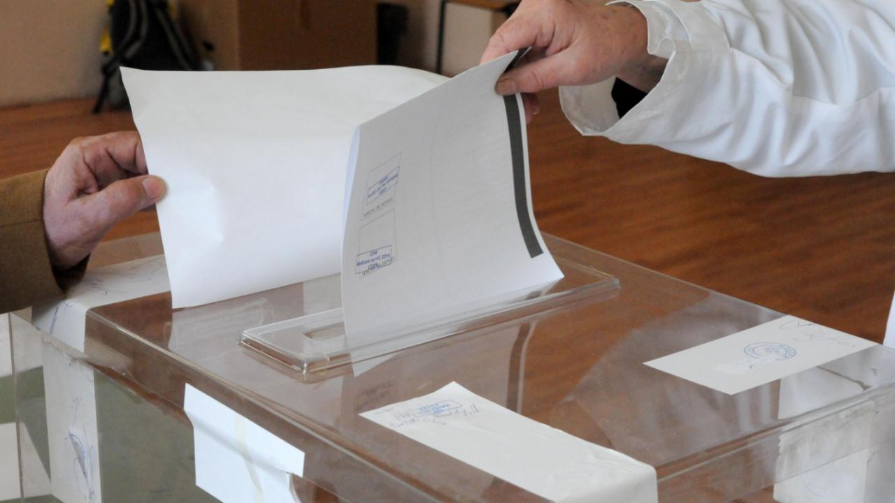 В община Търговище 928 души гласуват за пръв път