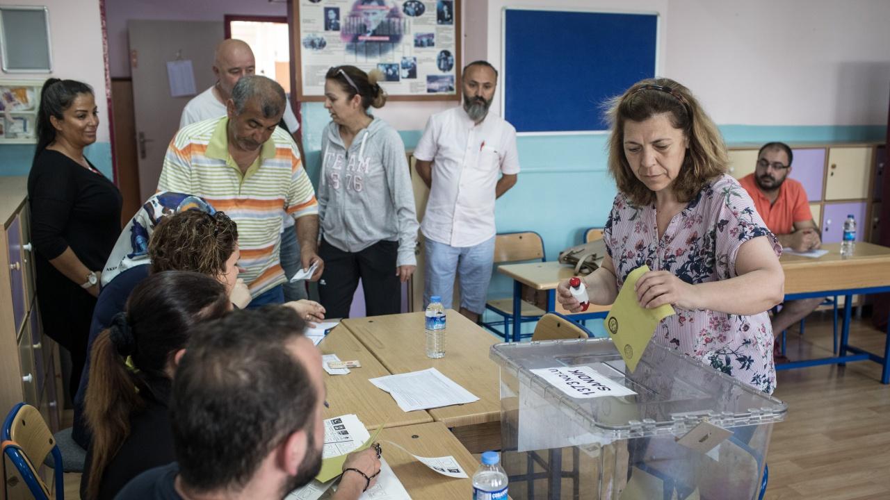 Хаос в началото на изборния ден в Турция