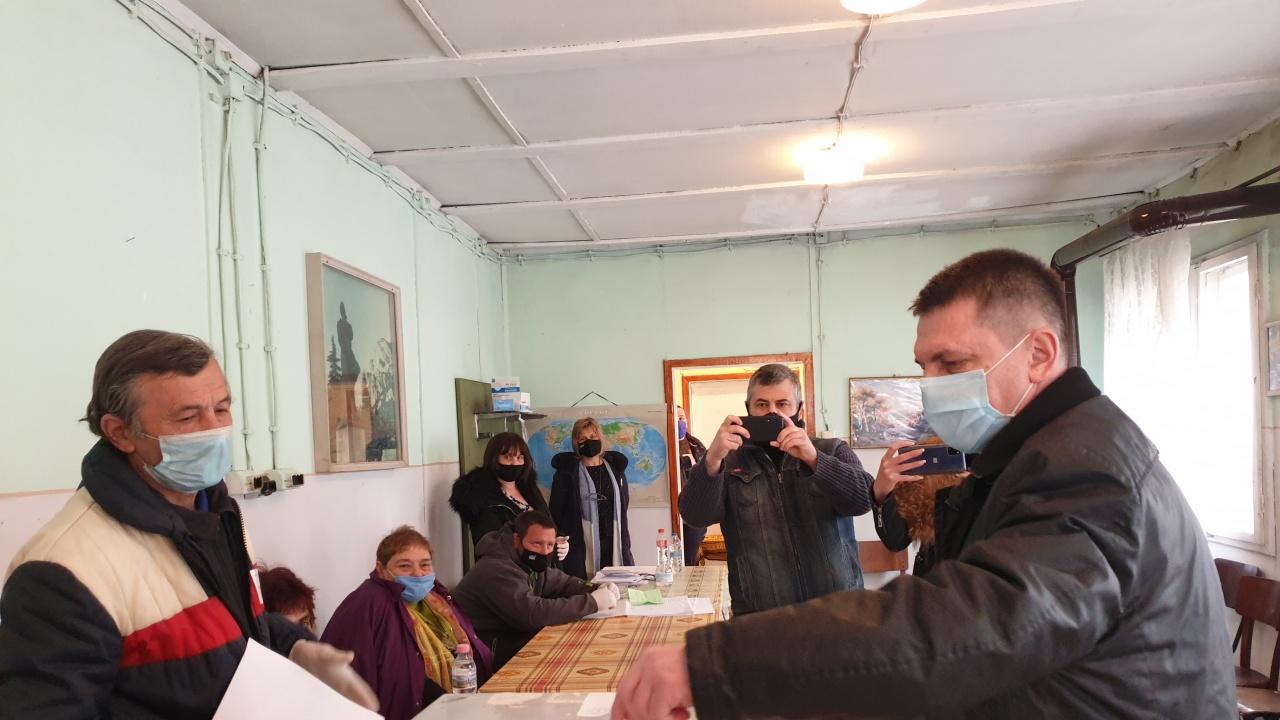Христо Терзийски: Гласувах за нашия Кюстендилски край - да бъде добър дом за всички ни
