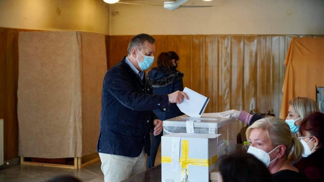 Проф. д-р Григор Горчев: Гласувах за сигурността, просперитета и бъдещето на Плевен и страната