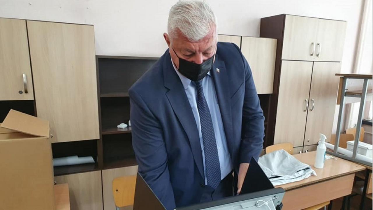 Здравко Димитров: Гласувах за доброто на България, за просперитета на започнатите проекти