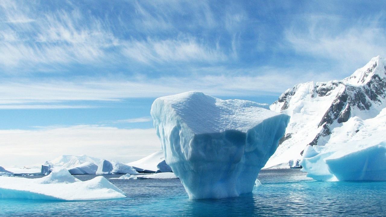 Топенето на ледовете е 10 пъти по-бързо от покачването на морското равнище