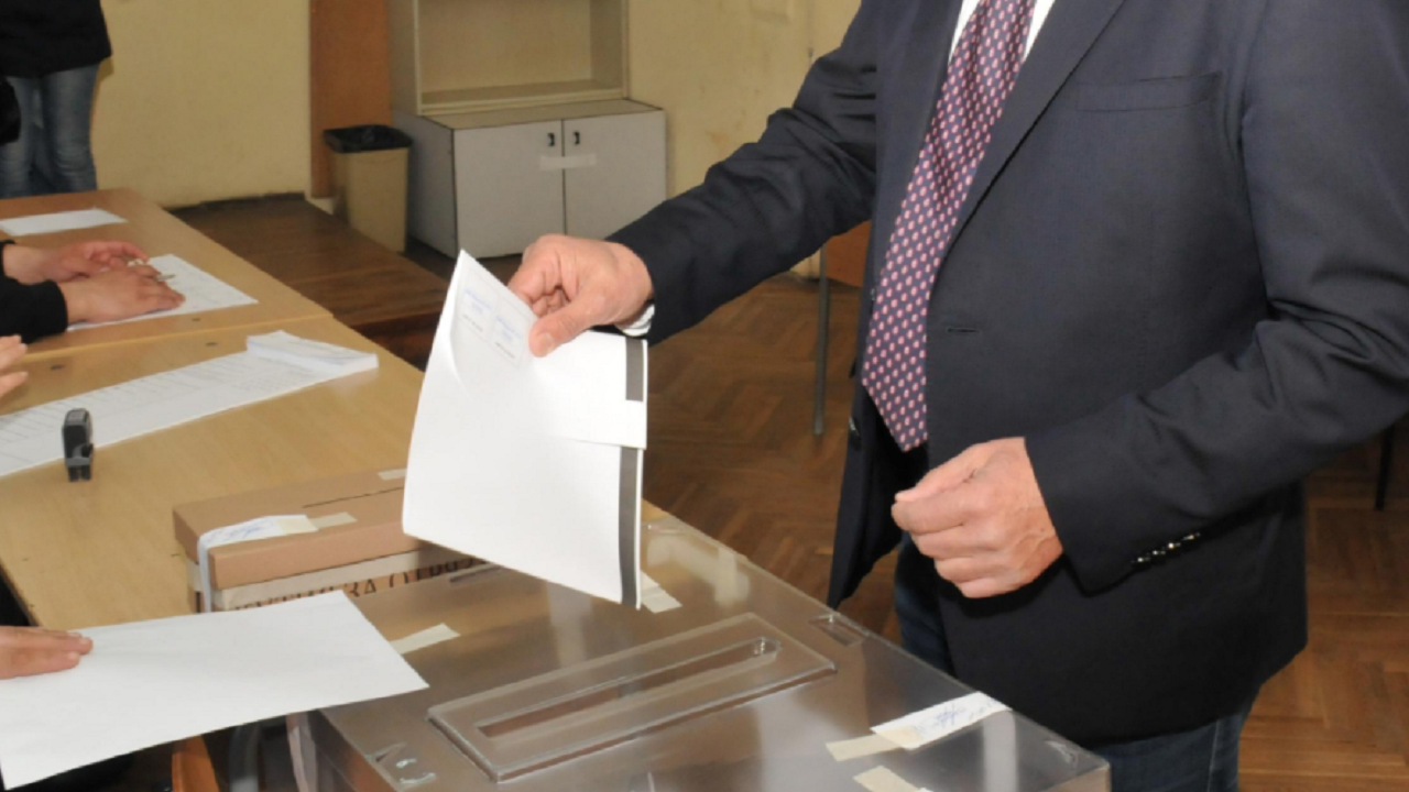 В Пернишка област са гласували 43,9 процента от избирателите до 17 ч.