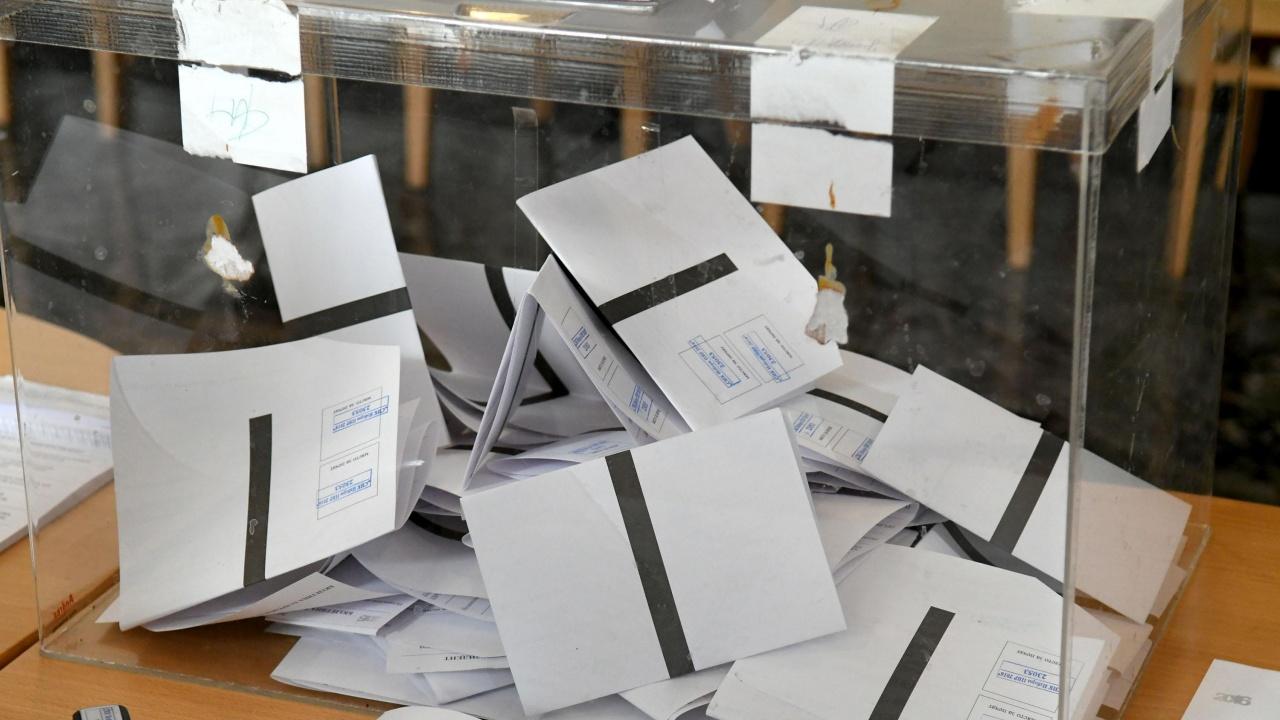 Избирателната активност в Пловдив област е 37.45 процента