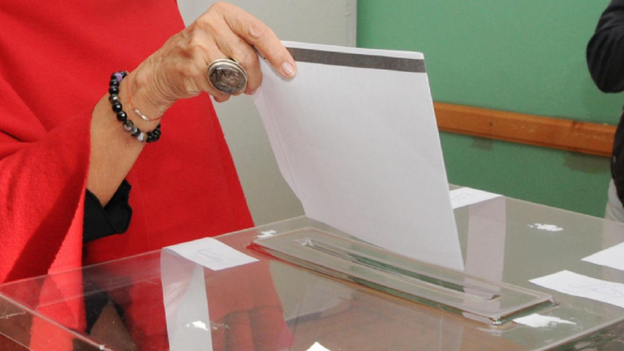 Избирателната активност в област Шумен е 34,74% към 17.00 часа