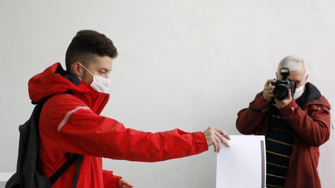 Над 41% е избирателната активност в област Бургас към 17.00 часа