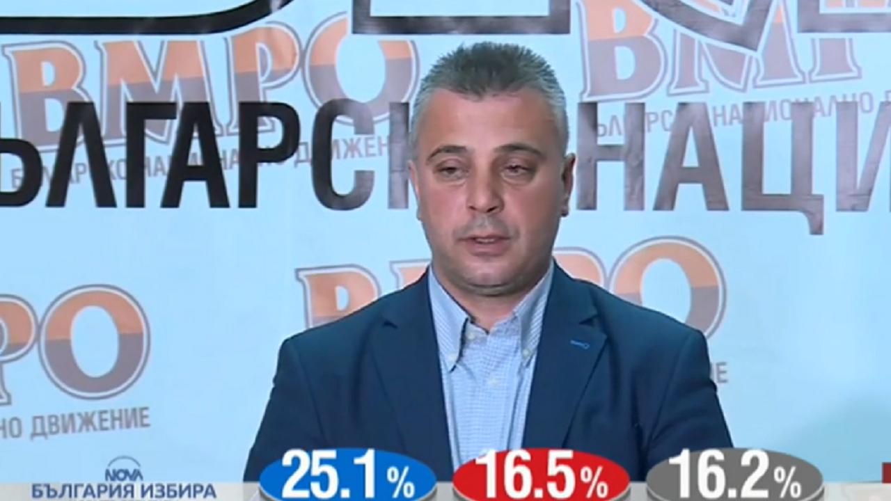 Юлиан Ангелов от ВМРО призова за обединение