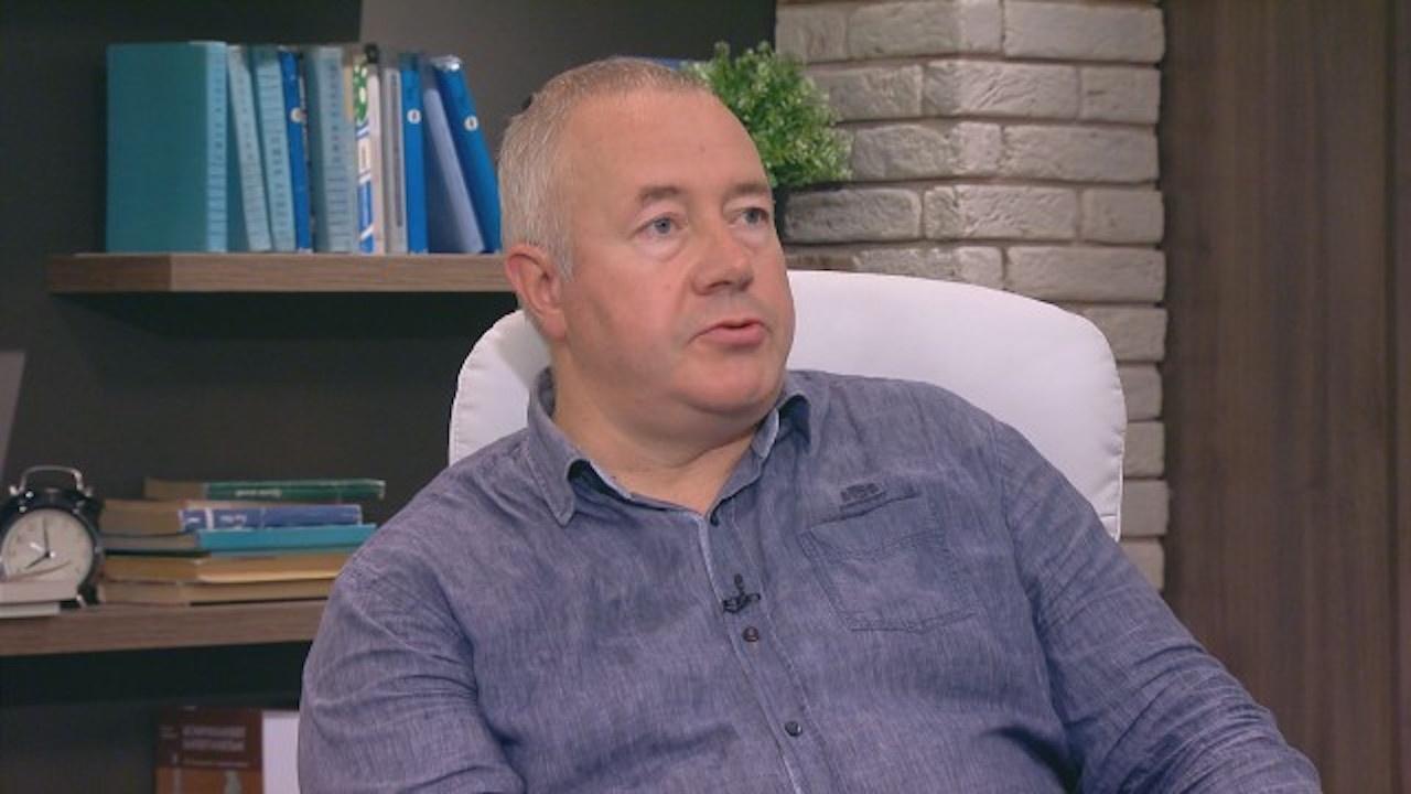 Харалан Александров: Слави Трифонов е загадката на изборите