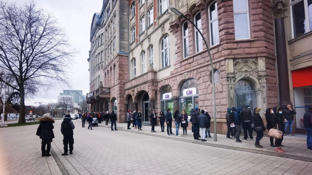 Опашки за гласуване в Мюнхен и в Берлин
