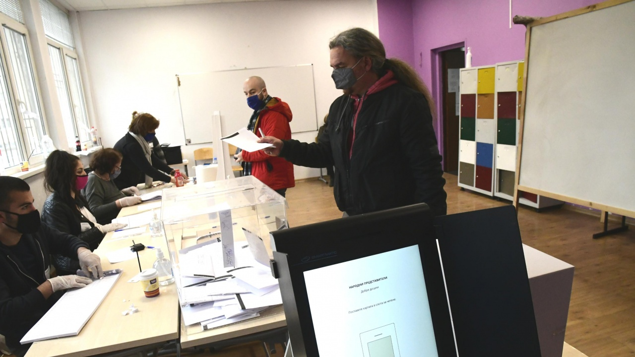 Денят на вота в Добричка област приключи при 42.43% активност