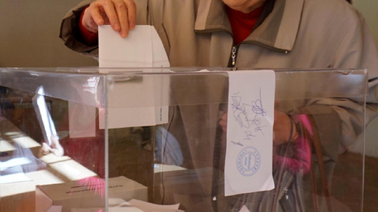 В Монтанско са гласували 55 на сто от избирателите