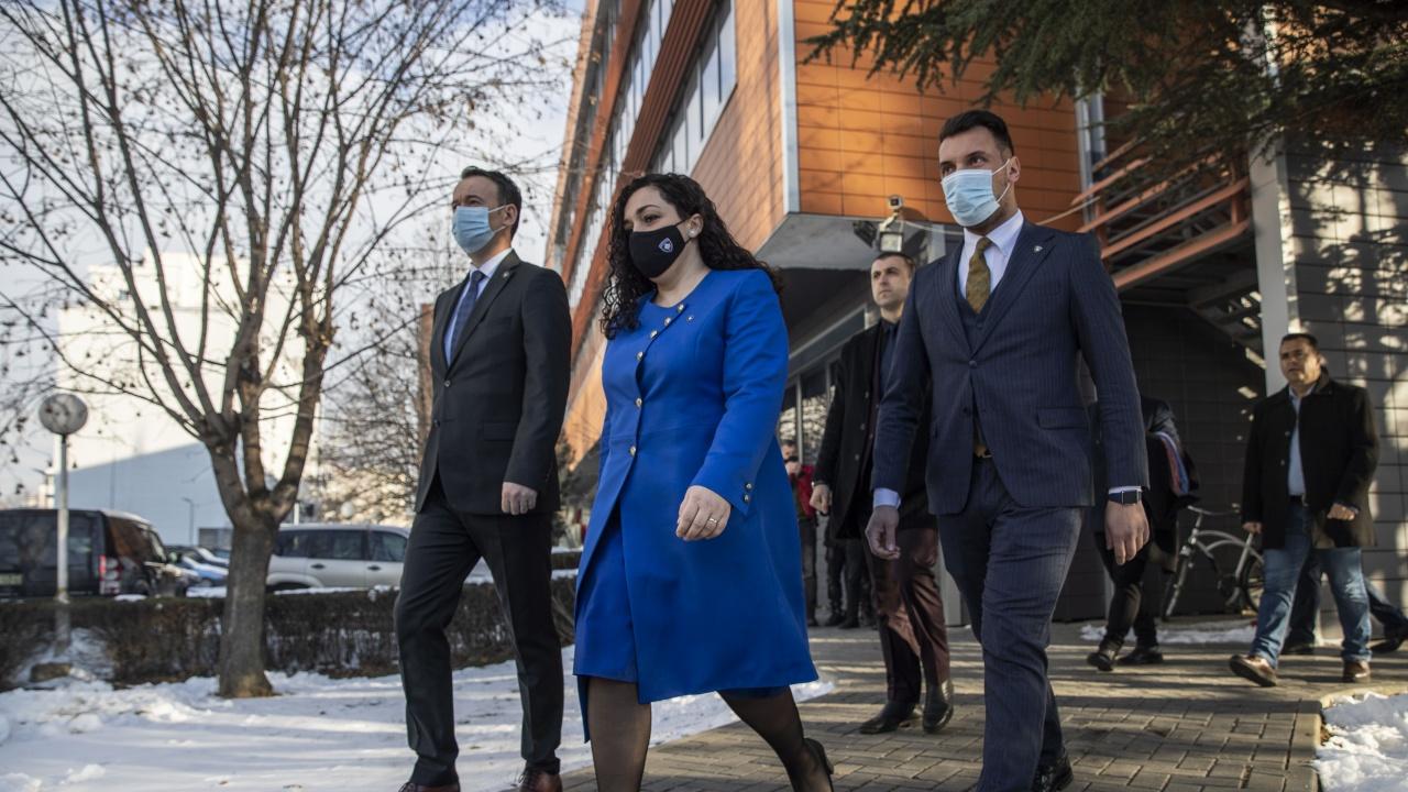 Парламентът на Косово избра за нов президент Вьоса Османи