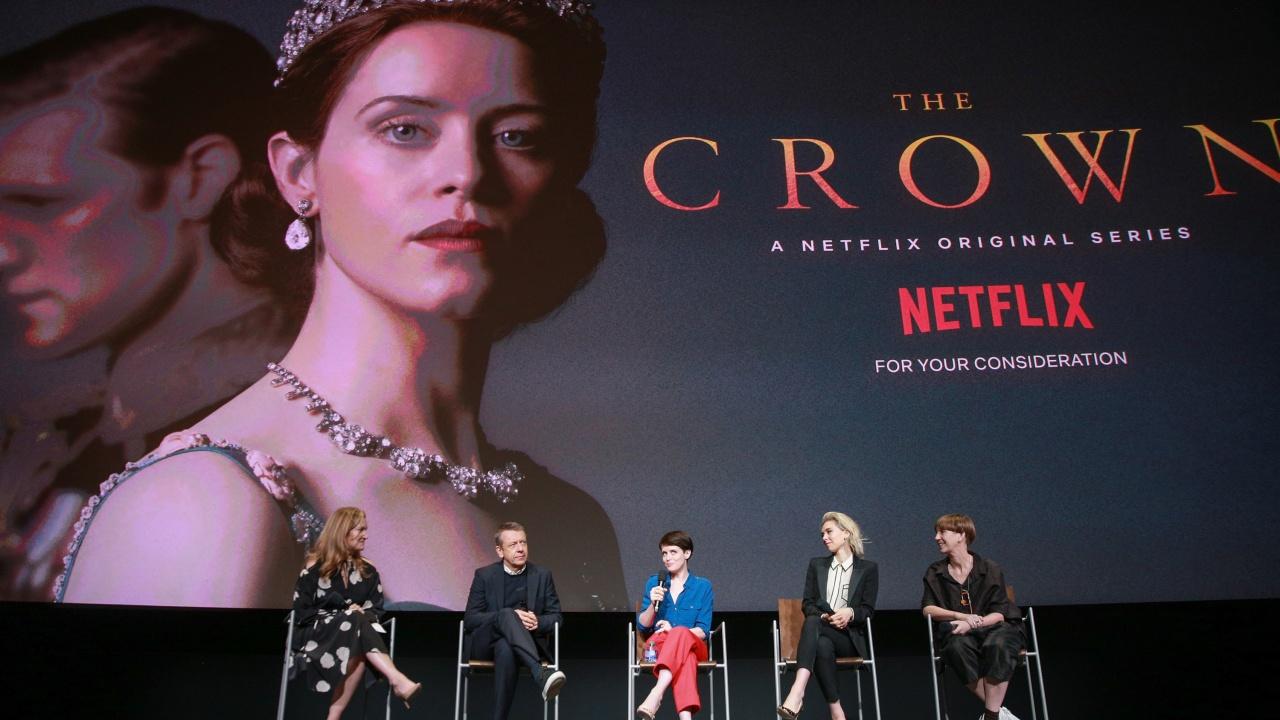 """Нетфликс триумфира и със сериала """"Короната"""" на наградите на Гилдията на актьорите"""