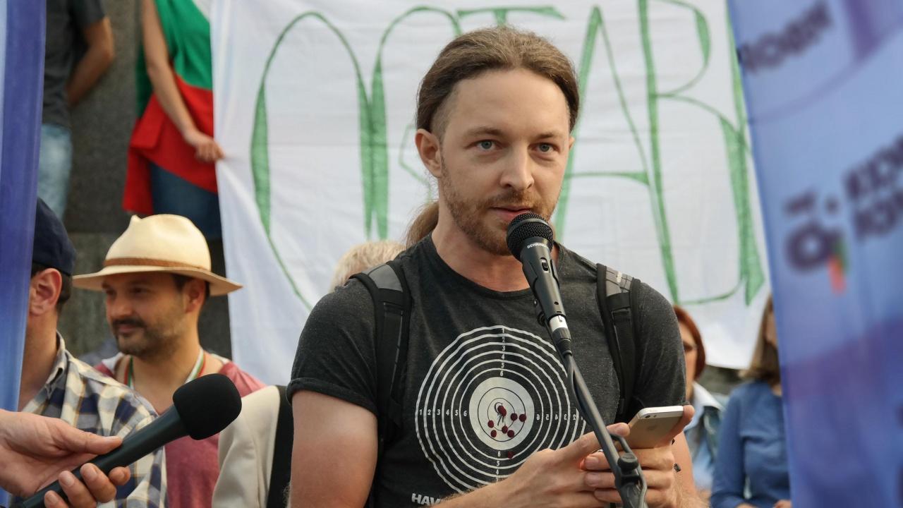 Глас от Демократична България: Трябва по-скоро предсрочни избори