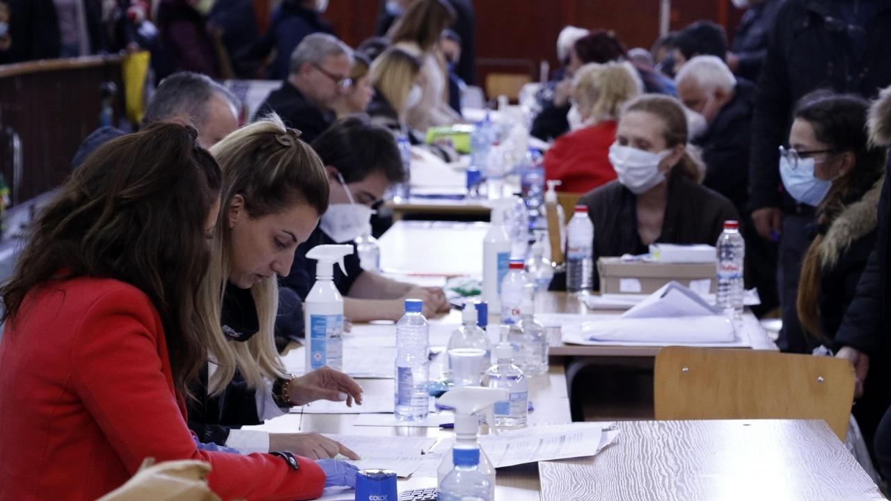 Множество объркани протоколи и грешки при отчитането на преференциите в Хасково